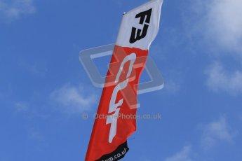 World © Octane Photographic Ltd. F3 Cup banner. Digital Ref : 0626lw7d3875