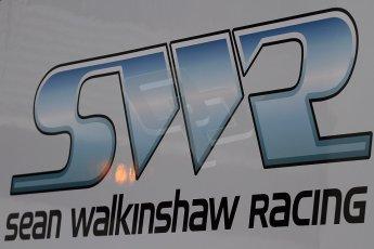 World © Octane Photographic Ltd. BRDC Formula 4 (F4) Championship, Silverstone, April 27th 2013. Sean Walkinshaw Racing. Digital Ref : 0642cb7d9298