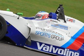 World © Octane Photographic Ltd. BRDC Formula 4 (F4) Championship, Silverstone, April 27th 2013. MSV F4-013, Mark Goodwin Racing, Jake Dalton.  Digital Ref : 0642cb7d9571