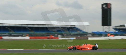 World © Octane Photographic Ltd. BRDC Formula 4 (F4) Championship, Silverstone, April 27th 2013. MSV F4-013, Hillspeed, Seb Morris. Digital Ref : 0642lw1d6266