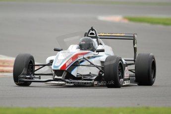 World © Octane Photographic Ltd. BRDC Formula 4 (F4) Championship, Silverstone, April 27th 2013. MSV F4-013, Sean Walkinshaw Racing, Zou Sirui. Digital Ref : 0642lw7d6964