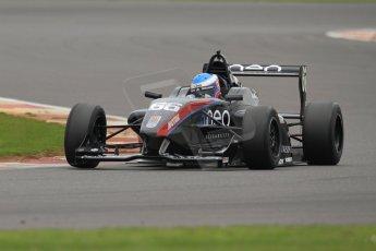 World © Octane Photographic Ltd. BRDC Formula 4 (F4) Championship, Silverstone, April 27th 2013. MSV F4-013, Sean Walkinshaw Racing, Jack Barlow. Digital Ref : 0642lw7d7130
