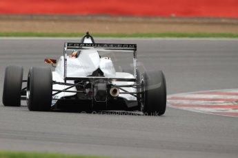 World © Octane Photographic Ltd. BRDC Formula 4 (F4) Championship, Silverstone, April 27th 2013. MSV F4-013, Hillspeed, Rahul Raj Mayer. Digital Ref : 0642lw7d7178