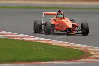 World © Octane Photographic Ltd. BRDC Formula 4 (F4) Championship, Silverstone, April 27th 2013. MSV F4-013, Hillspeed, Seb Morris. Digital Ref : 0642lw7d7186