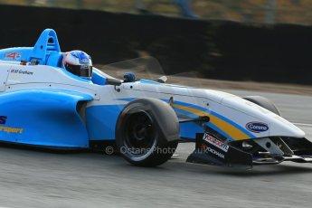 World © Octane Photographic Ltd. Brands Hatch, Qualifying, Sunday 24th November 2013. BRDC Formula 4 Winter Series, MSV F4-13, Matthew (Matty) Graham – Douglas Motorsport. Digital Ref : 0866lw1d7183