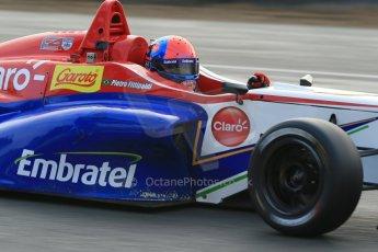 World © Octane Photographic Ltd. Brands Hatch, Qualifying, Sunday 24th November 2013. BRDC Formula 4 Winter Series, MSV F4-13, Pietro Fittipaldi – MGR. Digital Ref : 0866lw1d7200