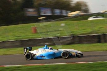 World © Octane Photographic Ltd. Brands Hatch, Qualifying, Sunday 24th November 2013. BRDC Formula 4 Winter Series, MSV F4-13, Matthew (Matty) Graham – Douglas Motorsport. Digital Ref : 0866lw7d4460