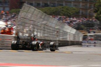 World © 2013 Octane Photographic Ltd. F1 Monaco GP, Monte Carlo -Thursday 23rd May 2013 - Practice 2. Sauber C32 - Nico Hulkenberg. Digital Ref : 0694lw7d7793