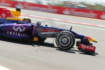 World © Octane Photographic Ltd. F1 German GP - Nurburgring. Sunday 7th July 2013 - Race. Infiniti Red Bull Racing RB9 - Sebastian Vettel. Digital Ref : 0749lw1dx0023