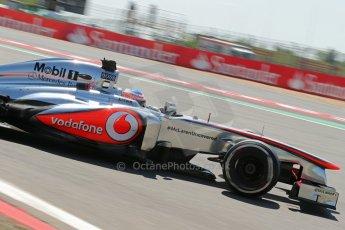 World © Octane Photographic Ltd. F1 German GP - Nurburgring. Sunday 7th July 2013 - Race. Vodafone McLaren Mercedes MP4/28 - Jenson Button. Digital Ref : 0749lw1dx0037
