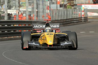 World © Octane Photographic Ltd. World Series by Renault (WSR) Monaco – Monte-Carlo. DAMS – Kevin Magnussen. Saturday 25th May 2013. Digital Ref : 0710lw1d8981