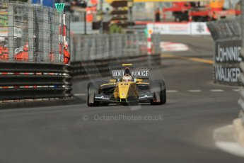 World © Octane Photographic Ltd. World Series by Renault (WSR) Monaco – Monte-Carlo. DAMS – Norman Nato. Saturday 25th May 2013. Digital Ref : 0710lw1d8987