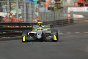 World © Octane Photographic Ltd. World Series by Renault (WSR) Monaco – Monte-Carlo. International Draco Racing – Andre Negaro. Saturday 25th May 2013. Digital Ref : 0710lw1d9020