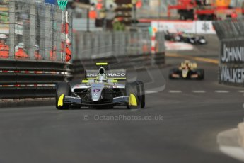 World © Octane Photographic Ltd. World Series by Renault (WSR) Monaco – Monte-Carlo. International Draco Racing – Andre Negaro. Saturday 25th May 2013. Digital Ref : 0710lw1d9078