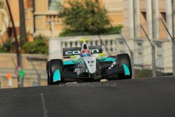 World © Octane Photographic Ltd. World Series by Renault (WSR) Monaco – Monte-Carlo. Carlin - Jazeman Jafaar. Saturday 25th May 2013. Digital Ref : 0710lw1d9277
