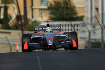 World © Octane Photographic Ltd. World Series by Renault (WSR) Monaco – Monte-Carlo. International Draco Racing – Nico Muller. Saturday 25th May 2013. Digital Ref : 0710lw1d9317