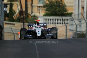 World © Octane Photographic Ltd. World Series by Renault (WSR) Monaco – Monte-Carlo. ISR – Sergey Sirotkin. Saturday 25th May 2013. Digital Ref : 0710lw1d9342