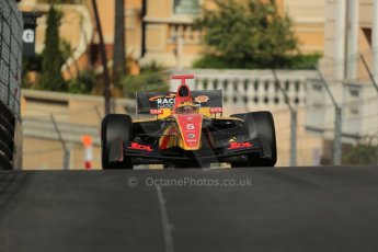 World © Octane Photographic Ltd. World Series by Renault (WSR) Monaco – Monte-Carlo. Fortec Motorsports – Stoffel Vandoorne. Saturday 25th May 2013. Digital Ref :