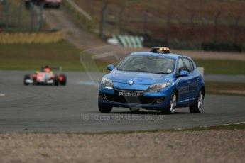 World © Octane Photographic Ltd. 2013 Protyre Formula Renault Championship – Donington Park, Sunday 14th April 2013 - Race 2. Safety Car. Digital ref : 0635lw1d3469