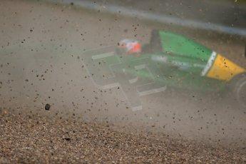 World © Octane Photographic Ltd. 2013 Protyre Formula Renault Championship – Donington Park, Sunday 14th April 2013 - Race 2. Weiron Tan - Fortec Motorsports, Caterham Academy. Digital ref : 0635lw1d3809