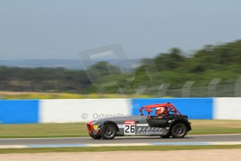 World © Octane Photographic Ltd. Donington Park General Testing July 11th 2013. Roy Gray - Caterham Digital Ref : 0751lw7d3416