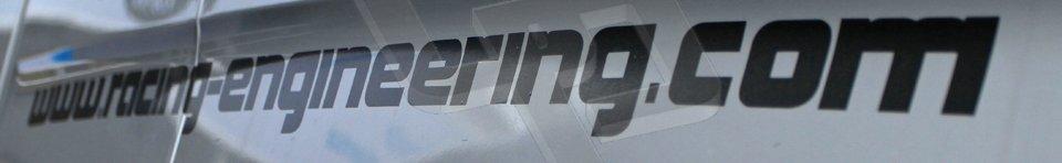 World © Octane Photographic Ltd. GP2 Winter testing, Barcelona, Circuit de Catalunya, 5th March 2013. Racing Engineering logo. Digital Ref: 0585cb7d1458
