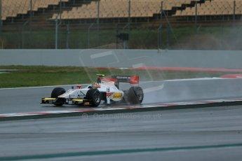World © Octane Photographic Ltd. GP2 Winter testing, Barcelona, Circuit de Catalunya, 6th March 2013. ART Grand Prix – Daniel Abt. Digital Ref: 0586lw1d2225