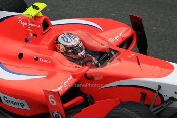 World © Octane Photographic Ltd. GP2 Winter testing, Barcelona, Circuit de Catalunya, 6th March 2013. Arden – Mitch Evans. Digital Ref: 0586lw1d2881