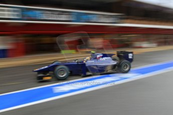 World © Octane Photographic Ltd. GP2 Winter testing, Barcelona, Circuit de Catalunya, 6th March 2013. RUSSIAN TIME – Tom Dillmann. Digital Ref: 0586lw7d1926