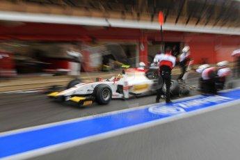 World © Octane Photographic Ltd. GP2 Winter testing, Barcelona, Circuit de Catalunya, 6th March 2013. ART Grand Prix – Daniel Abt. Digital Ref: 0586lw7d1988