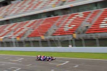 World © Octane Photographic Ltd. GP2 Winter testing, Barcelona, Circuit de Catalunya, 7th March 2013. Carlin – Jolyon Palmer. Digital Ref: 0587lw7d2250