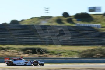World © Octane Photographic Ltd. GP2 Winter testing, Jerez, 26th February 2013. ART Grand Prix – James Calado. Digital Ref: 0580cb1d6202