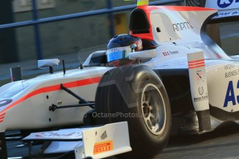 World © Octane Photographic Ltd. GP2 Winter testing, Jerez, 26th February 2013. Rapax – Simon Trummer. Digital Ref: 0580lw1d5542