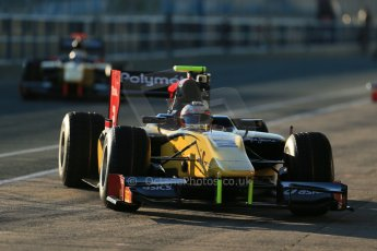 World © Octane Photographic Ltd. GP2 Winter testing, Jerez, 26th February 2013. DAMS – Stephane Richelmi. Digital Ref: 0580lw1d5602