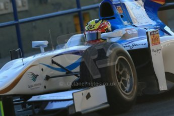 World © Octane Photographic Ltd. GP2 Winter testing, Jerez, 26th February 2013. Barwa Addax Team – Rio Haryanto. Digital Ref: 0580lw1d5605