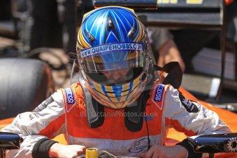 World © Octane Photographic Ltd. GP2 Monaco GP, Monte Carlo, Thursday 23rd May 2013. Practice and Qualifying. Adrian Quaife-Hobbs -  MP Motorsport. Digital Ref : 0693cb7d0815