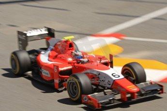 World © Octane Photographic Ltd. GP2 Monaco GP, Monte Carlo, Thursday 23rd May 2013. Practice and Qualifying. Mitch Evans. – Arden International. Digital Ref: 0693cb7d0912