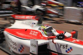 World © Octane Photographic Ltd. GP2 Monaco GP, Monte Carlo, Thursday 23rd May 2013. Practice and Qualifying. James Calado – ART Grand Prix. Digital Ref : 0693cb7d1040