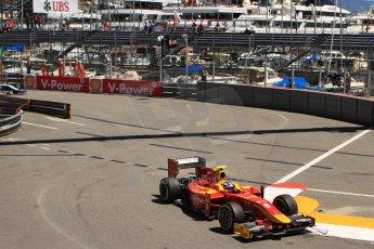 World © Octane Photographic Ltd. GP2 Monaco GP, Monte Carlo, Thursday 23rd May 2013. Practice and Qualifying. Fabio Leimer- Racing Engineering. Digital Ref: 0693cb7d1052