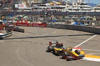 World © Octane Photographic Ltd. GP2 Monaco GP, Monte Carlo, Thursday 23rd May 2013. Practice and Qualifying. Marcus Ericsson - DAMS. Digital Ref : 0693cb7d1055