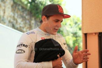 World © Octane Photographic Ltd. GP2 Monaco GP, Monte Carlo, Thursday 23rd May 2013. Practice and Qualifying. Fabio Leimer - Racing Engineering. Digital Ref: 0693cb7d1139