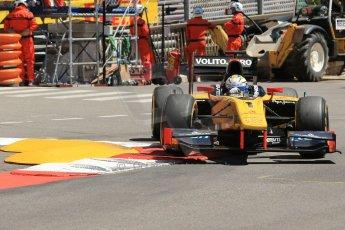 World © Octane Photographic Ltd. GP2 Monaco GP, Monte Carlo, Thursday 23rd May 2013. Practice and Qualifying. Marcus Ericsson - DAMS. Digital Ref : 0693lw1d7486