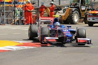 World © Octane Photographic Ltd. GP2 Monaco GP, Monte Carlo, Thursday 23rd May 2013. Practice and Qualifying. Jolyon Palmer - Carlin. Digital Ref : 0693lw1d7498