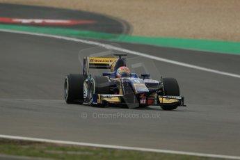 World © Octane Photographic Ltd. GP2 German GP, Nurburgring, Friday 5th July 2013. Practice. Felipe Nasr - Carlin. Digital Ref : 0740lw1d4022