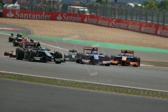 World © Octane Photographic Ltd. GP2 German GP, Nurburgring, 6th July 2013. Race 1. Jolyon Palmer - Carlin. Digital Ref : 0746lw1d7862