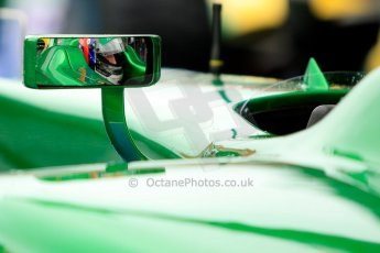 World © Octane Photographic Ltd. GP2 British GP, Silverstone, Friday 28th June 2013. Practice. Alexander Rossi – EQ8 Caterham Racing. Digital Ref : 0725ce1d6563