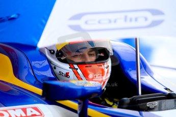 World © Octane Photographic Ltd. GP2 British GP, Silverstone, Friday 28th June 2013. Practice. Jolyon Palmer - Carlin. Digital Ref : 0725ce1d6571