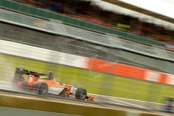 World © Octane Photographic Ltd. GP2 British GP, Silverstone, Friday 28th June 2013. Practice. Adrian Quaife-Hobbs -  MP Motorsport. Digital Ref : 0725ce1d6624