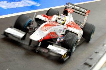 World © Octane Photographic Ltd. GP2 British GP, Silverstone, Friday 28th June 2013. Practice. James Calado – ART Grand Prix. Digital Ref :  0725ce1d6664