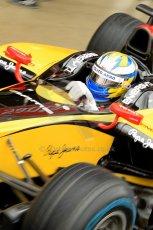 World © Octane Photographic Ltd. GP2 British GP, Silverstone, Friday 28th June 2013. Practice. Marcus Ericsson - DAMS. Digital Ref : 0725ce1d6694